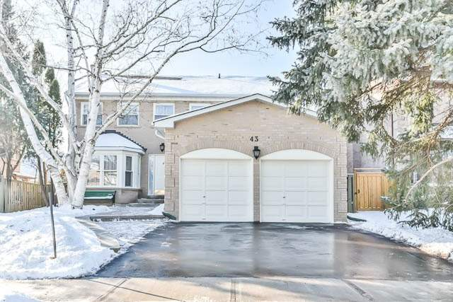 For Sale: 43 Longwater Chase, Markham, ON   4 Bed, 4 Bath House for $1,498,800. See 20 photos!