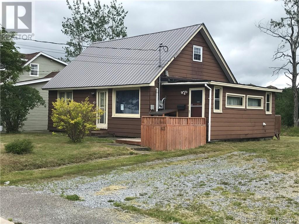 43 Mackay Street, Saint John — For Sale @ $49,900 | Zolo.ca