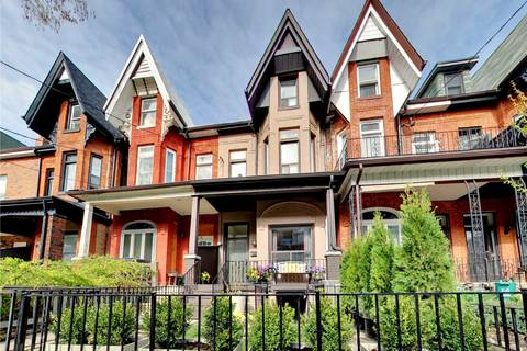 Townhouse for sale at 43 Major St Toronto Ontario - MLS: C4454370