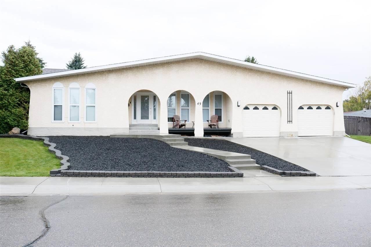 House for sale at 43 Markham Cr Sherwood Park Alberta - MLS: E4219192