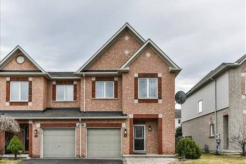 Townhouse for sale at 43 Marshview Ave Aurora Ontario - MLS: N4427855