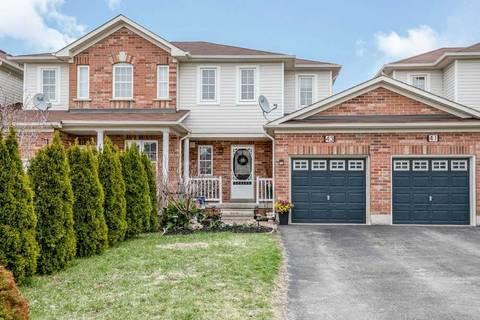 Townhouse for sale at 43 Mccann Ln Essa Ontario - MLS: N4440628