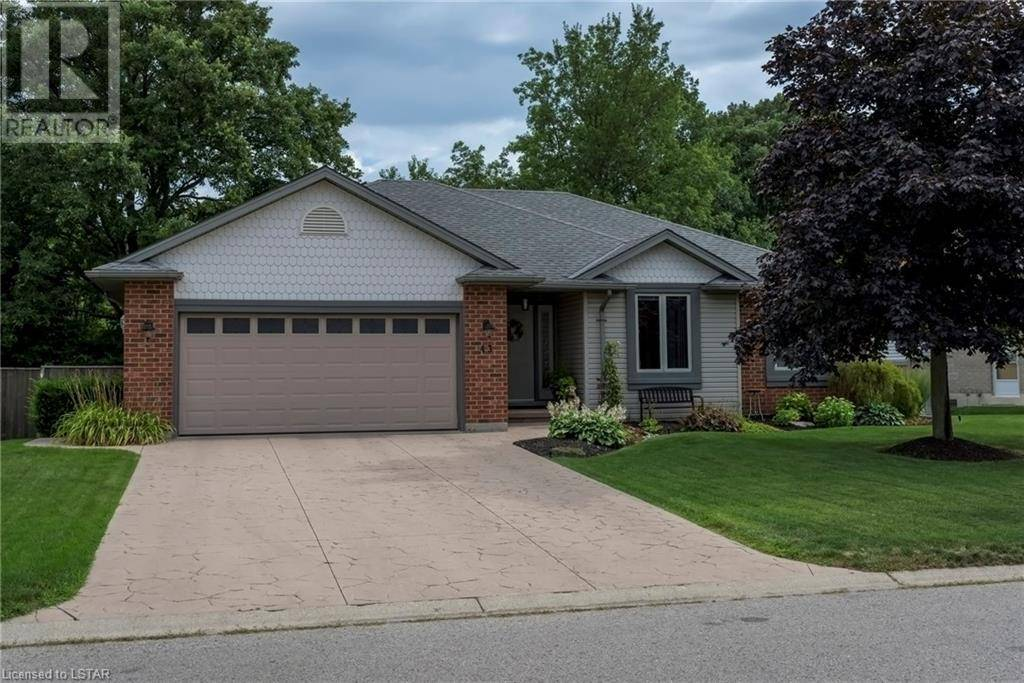 House for sale at 43 Mcgregor Ct St. Thomas Ontario - MLS: 215291