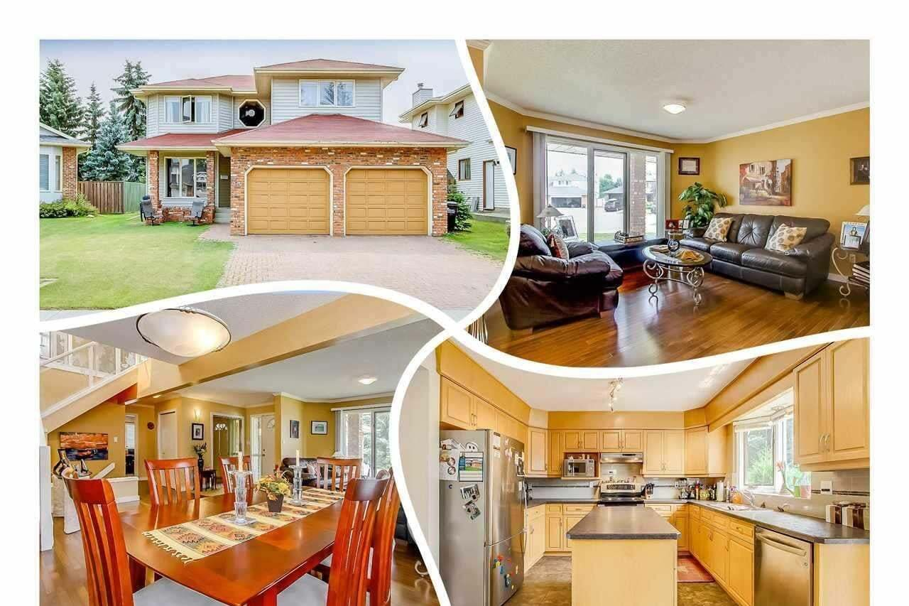House for sale at 43 Meadowview Dr Sherwood Park Alberta - MLS: E4218472