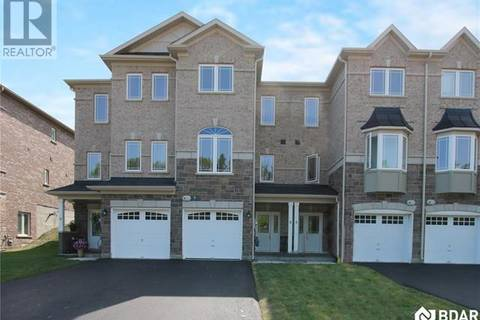 Townhouse for sale at 43 Milson Cres Angus Ontario - MLS: 30744380