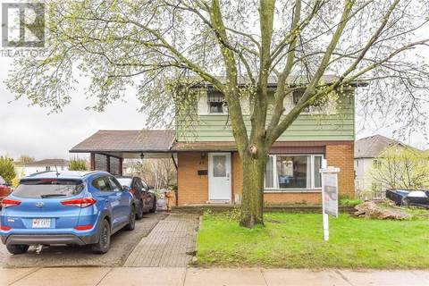 House for sale at 43 Mountford Dr Guelph Ontario - MLS: 30734314