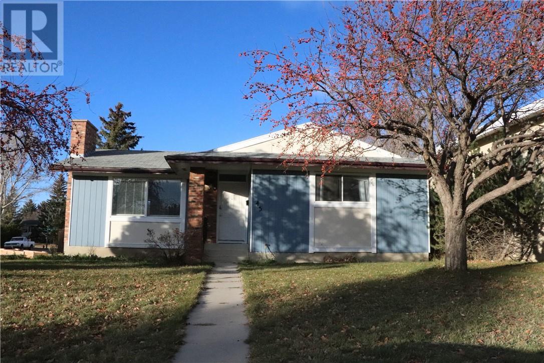 Removed: 43 Nebraska Road West, Lethbridge, AB - Removed on 2018-11-27 04:42:20