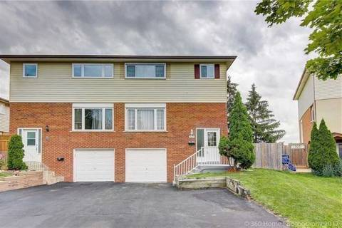 Townhouse for sale at 43 Newlyn Cres Brampton Ontario - MLS: W4606065