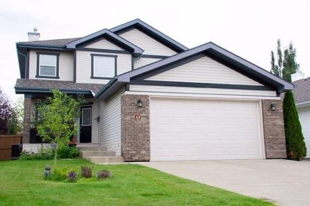 House for sale at 43 North Ridge Dr St. Albert Alberta - MLS: E4198371