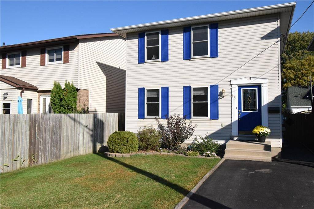 House for sale at 43 Northglen Ave St. Catharines Ontario - MLS: 30771393