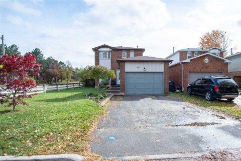 House for sale at 43 Oleander Cres Brampton Ontario - MLS: W4964454