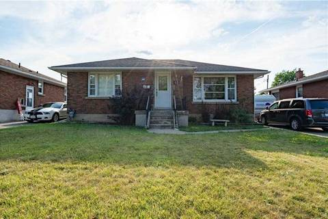 House for sale at 43 Parkdale Dr Thorold Ontario - MLS: X4542657