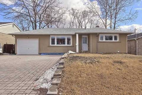 House for sale at 43 Parkside Dr Newmarket Ontario - MLS: N4386936