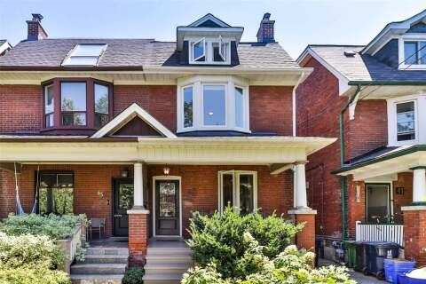 Townhouse for sale at 43 Parkway Ave Toronto Ontario - MLS: W4854947