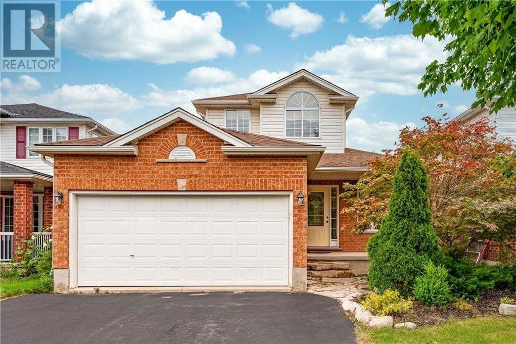 House for sale at 43 Paulstown Cres Guelph Ontario - MLS: 30824951