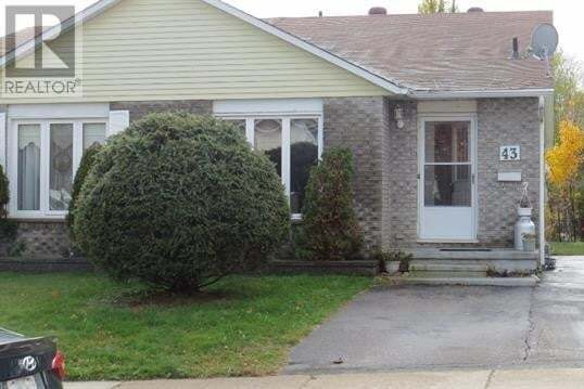 House for sale at 43 Pearson Dr Elliot Lake Ontario - MLS: 2087379