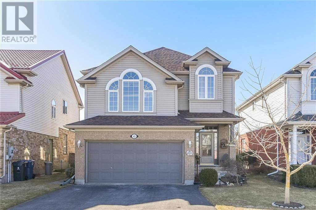 House for sale at 43 Peer Dr Guelph Ontario - MLS: 30799266