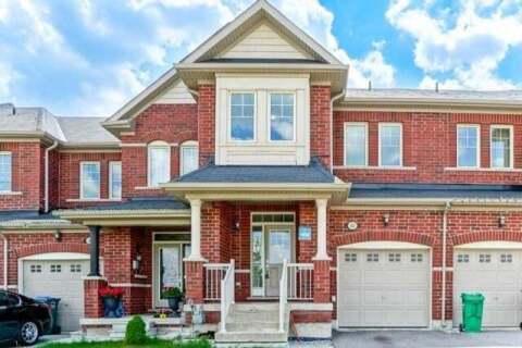Townhouse for sale at 43 Pendulum Circ Brampton Ontario - MLS: W4783630