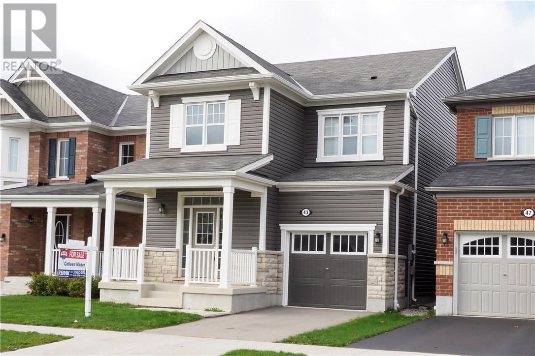 Removed: 43 Postmaster Drive, Kitchener, ON - Removed on 2018-10-24 05:42:21