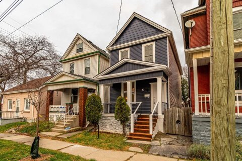 House for sale at 43 Princess St Hamilton Ontario - MLS: X4999292