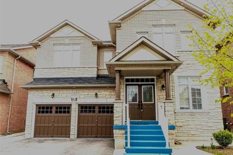 House for sale at 43 Purebrook Cres Brampton Ontario - MLS: W4454566