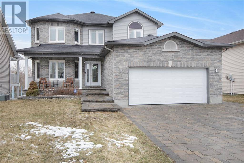 House for sale at 43 Radisson St Embrun Ontario - MLS: 1187293