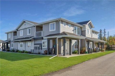 Townhouse for sale at 43 Reid Ct Sylvan Lake Alberta - MLS: CA0177843