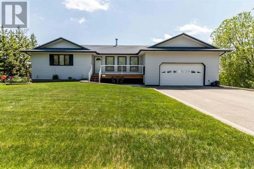 House for sale at 43 Ridge Dr Rural Ponoka County Alberta - MLS: CA0186563