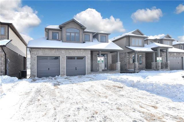 For Sale: 43 Ritchie Drive, East Luther Grand Valley, ON | 4 Bed, 3 Bath House for $749,000. See 20 photos!