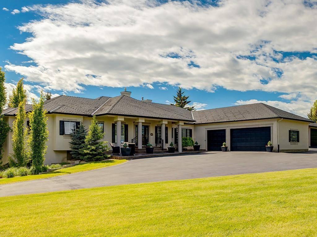 House for sale at 43 River Ridge Cs River Ridge Estates, Rural Rocky View Co Alberta - MLS: C4227041
