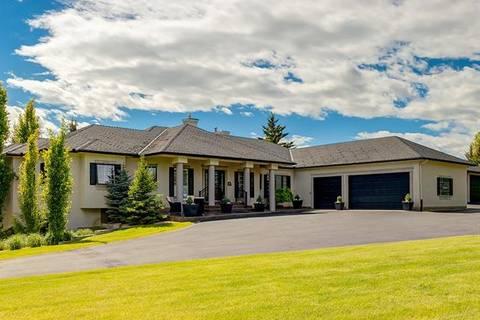 House for sale at 43 River Ridge Cs Rural Rocky View County Alberta - MLS: C4227041