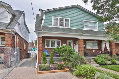 Townhouse for sale at 43 Roosevelt Rd Toronto Ontario - MLS: E4512952