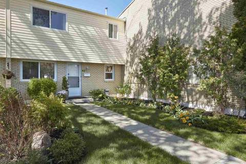 Townhouse for sale at 43 Royal Rd Nw Edmonton Alberta - MLS: E4157869