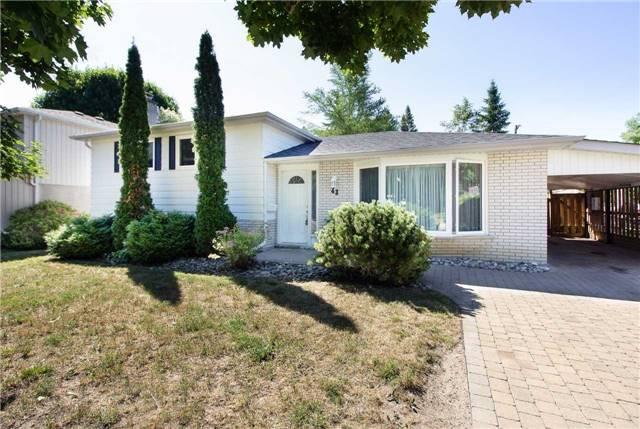 Sold: 43 Sanderling Crescent, Kawartha Lakes, ON