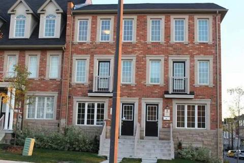 Townhouse for sale at 43 Sergio Marchi St Toronto Ontario - MLS: W4547761