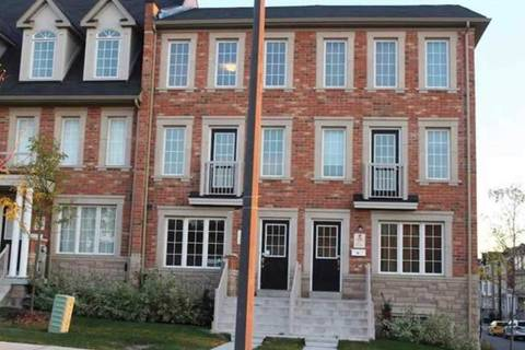 Townhouse for rent at 43 Sergio Marchi St Toronto Ontario - MLS: W4664300