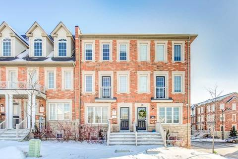 Townhouse for sale at 43 Sergio Marchi St Toronto Ontario - MLS: W4691672