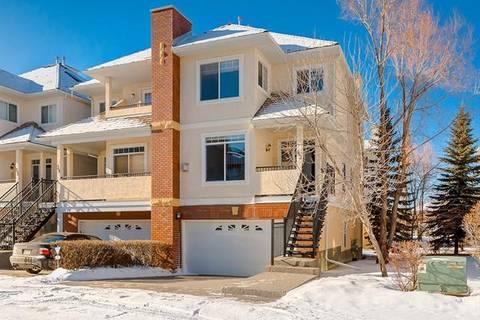 Townhouse for sale at 43 Sierra Morena Landng Southwest Calgary Alberta - MLS: C4290587