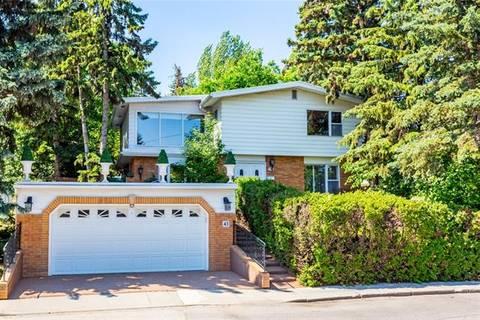 House for sale at 43 Snowdon Cres Southwest Calgary Alberta - MLS: C4254472