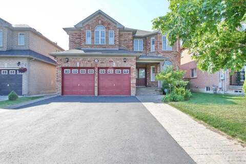 House for sale at 43 Stonecrest Dr Brampton Ontario - MLS: W4921029
