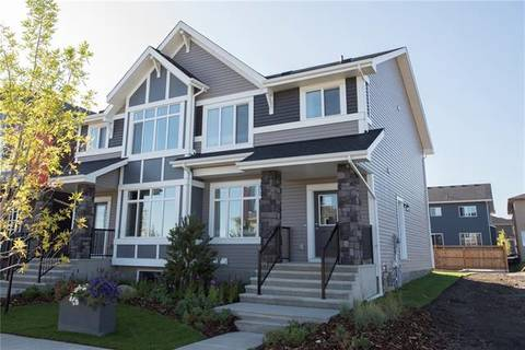 Townhouse for sale at 43 Sunrise Ht Cochrane Alberta - MLS: C4292395