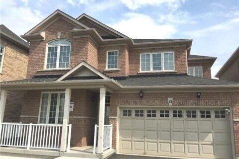 House for rent at 43 Vanderbrink Dr Brampton Ontario - MLS: W5079108