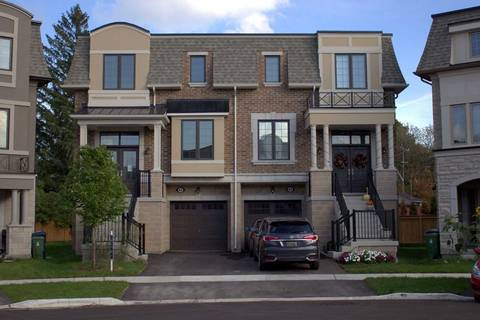 Townhouse for sale at 43 Vaudeville Dr Toronto Ontario - MLS: W4525508