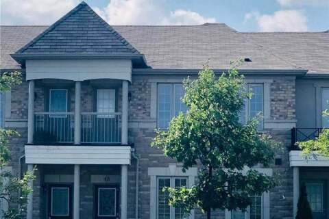 Townhouse for sale at 43 Vettese Ct Markham Ontario - MLS: N4882727