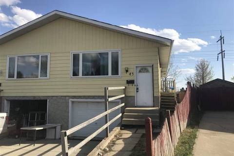 Townhouse for sale at 43 Warwick Rd Nw Edmonton Alberta - MLS: E4156705
