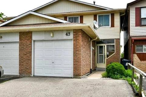 Townhouse for sale at 43 Wayside Ave Toronto Ontario - MLS: E4489048