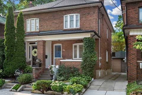 Townhouse for sale at 43 Weatherell St Toronto Ontario - MLS: W4550846