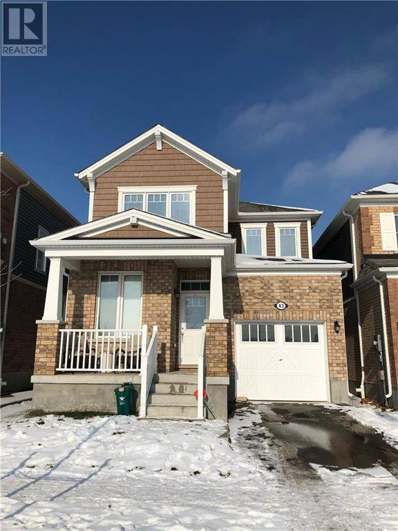 House for rent at 43 West Oak Tr Kitchener Ontario - MLS: 30782719