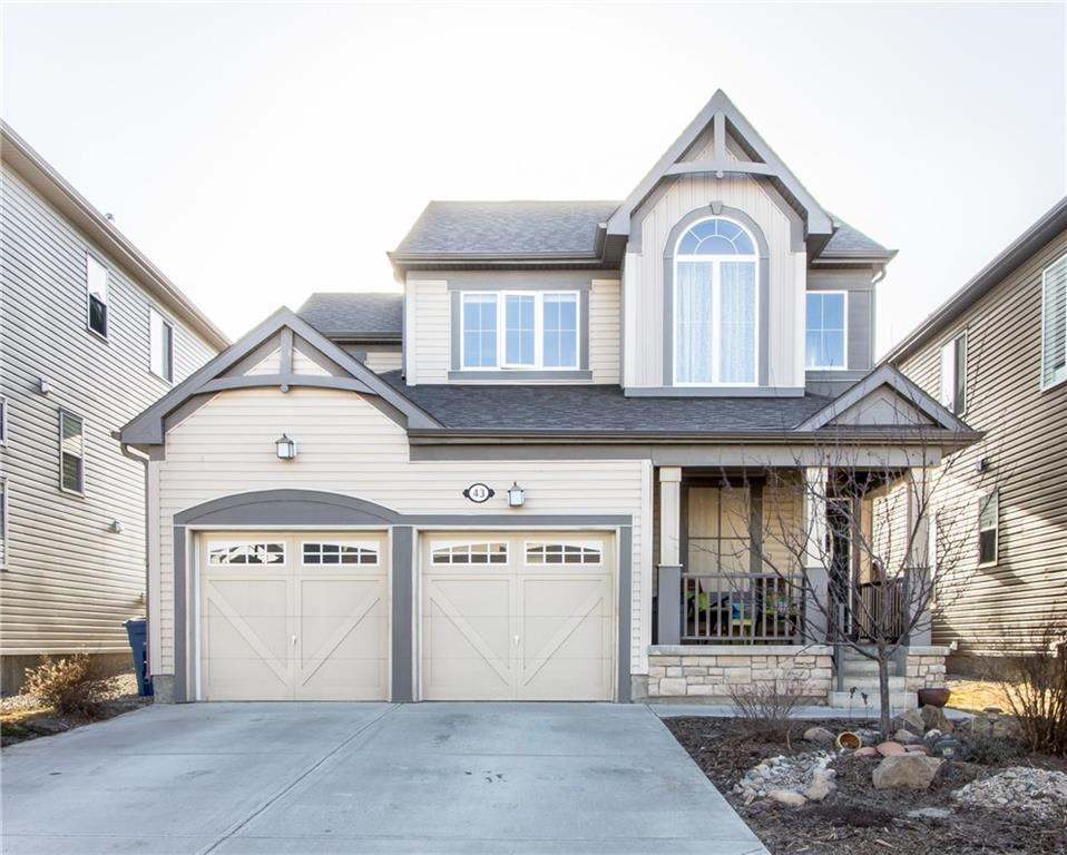 Removed: 43 Windcreek Terrace Southwest, Windsong Airdrie,  - Removed on 2018-12-02 04:54:08