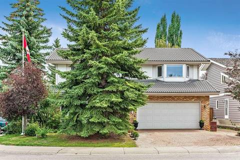 House for sale at 43 Woodacres Cres Southwest Calgary Alberta - MLS: C4262418